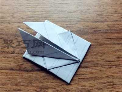 车怎么折 如何折战车教程1分钟教会你怎么折纸战车