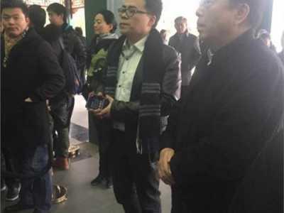 刘精松 王昆追悼会在京举行