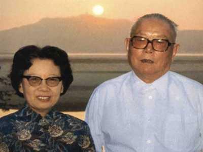 李紫陽婚姻 中共元老遺孀政治