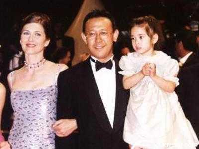 桑德琳和姜文的婚姻 揭秘姜文不为人知三段感情
