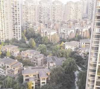 温江仁和春天大道评价 温江一小区入住率不到30%