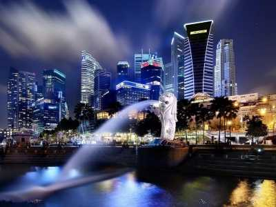 赵薇新加坡 为什么这几位巨星都爱新加坡