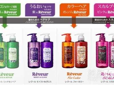 防脱发洗发水 5款无硅油洗发水对比