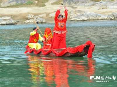 福州婚嫁节 首届福州民俗旅游节开幕