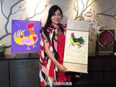 吴婉芳 这个51岁的港姐保养的很好
