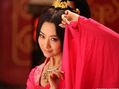 隋唐演义杨广扮演者 隋唐演义杨广的皇后萧美娘谁演的