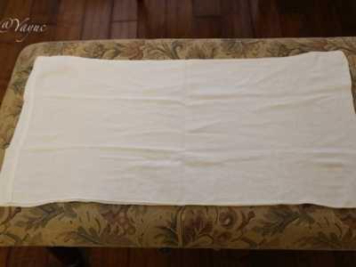 布尿片的正確用法圖 布尿布使用方法