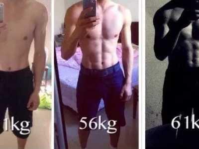 阿尔米汗增肥 我1.70米1年增肥增肌28斤照样变型男