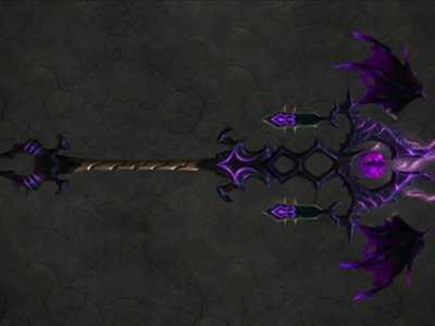 萨格拉斯权杖小说 魔兽世界7.0术士神器背后的故事