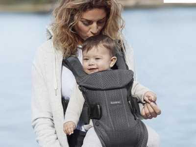 2個月寶寶可以出門嗎 想不到嬰兒背帶還有這些講究